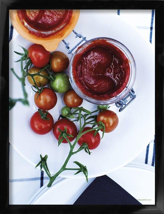 Ketchup 50x70 cm